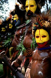Southern Highlands, Papua New Guinea Tourism
